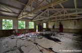 Trashed Hall