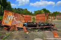 Abandoned Airport Frankfurt Eschborn