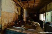 Rotting Wooden Japanese School