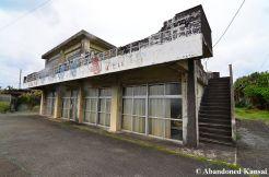 Abandoned Store On Hachijojima