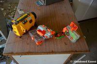 Abandoned Underwater Camera Cases
