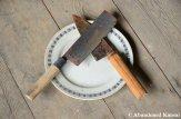 Abandoned Japanese Knives