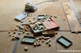 Abandoned Mahjong Set
