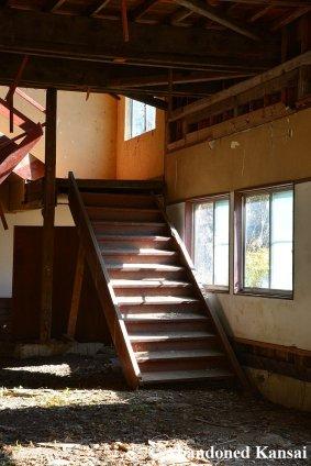 Fox Stairs