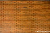Indoor Clinker Brick Wall