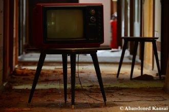 TV On A Very Soft Floor