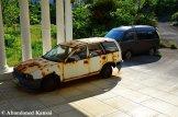 Abandoned Japanese Cars
