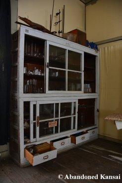 Cabinets Full Of Stuff