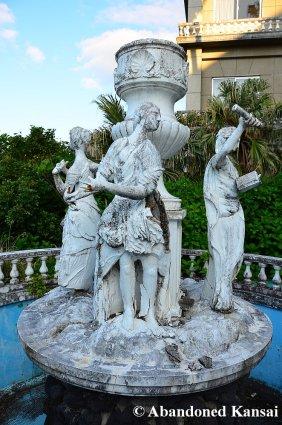 Fake-European Fountain
