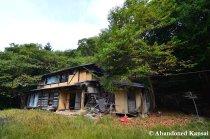 Abandoned House In Yamanashi