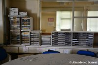 Abandoned Nurse Center