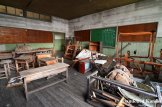 Stuff Left Behind In An Abandoned School