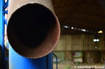 Big Rusty Pipe