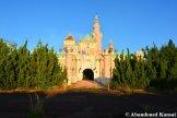 Sleeping Beauty Castle At Fake Disneyland