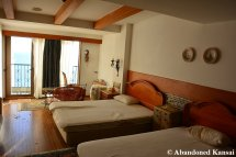 Japanese Luxury Spa Hotel Abandoned Kansai