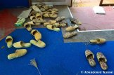 Abandoned Church Slippers