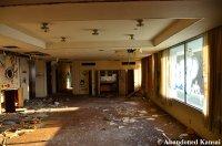 Vandalized Japanese Hotel