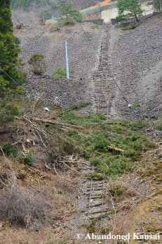 Abandoned Mining Railroad
