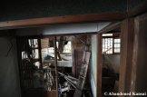Abandoned, Vandalized Kitchen