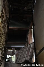 Old Japanese House Beyond Repair