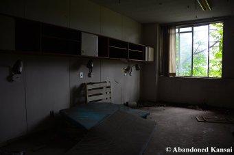 Gloomy Hospital Room