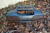 Abandoned Panasonic Ghettoblaster