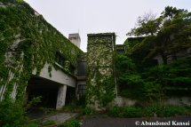 Crossbow Hotel Abandoned Kansai