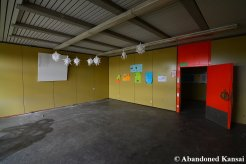 Inside School In Germany