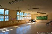 Fishing Village Elementary School Abandoned Kansai