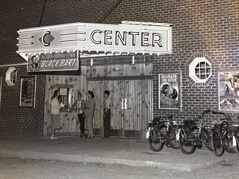 Center Theater, Harmony, NC