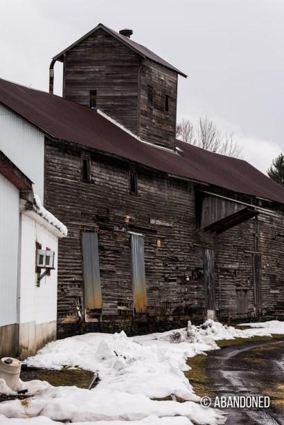 Old Mill, Deposit, New York