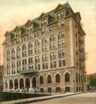 Kanawha Hotel
