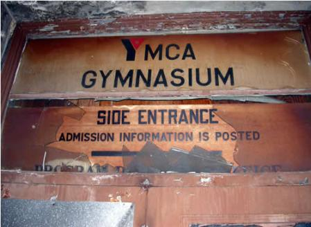 Russell, Kentucky C&O YMCA