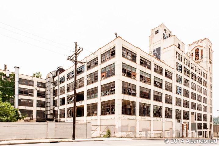 Crosley Building