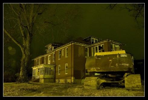 John Graves Ford Memorial Hospital