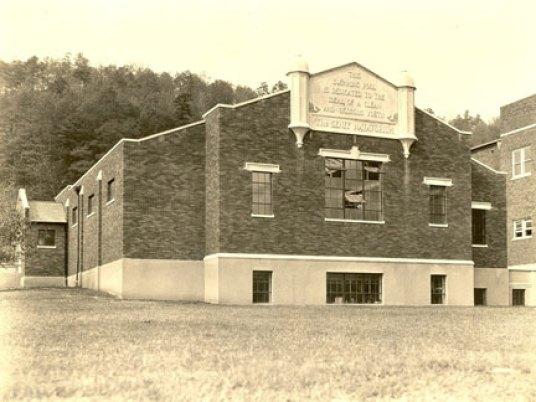 Morehead State University Natatorium