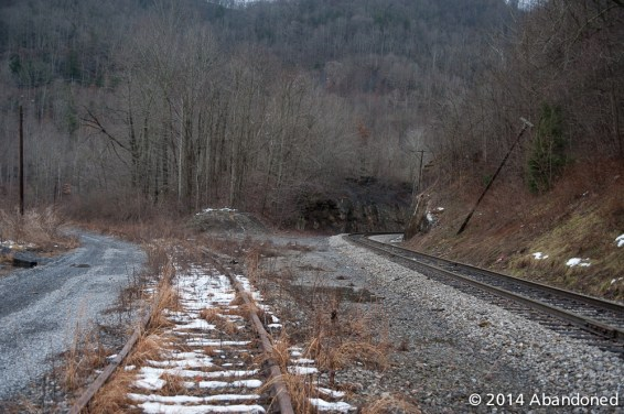 Norfolk & Western Dismal Creek Branch