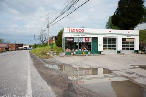 Ewing, Virginia Texaco Service Station