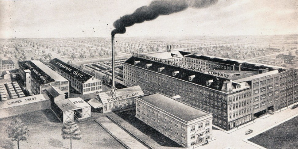 Springfield Metallic Casket Company