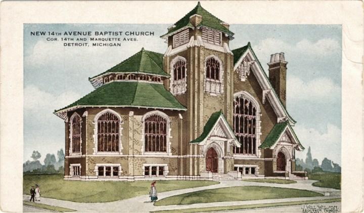14th Avenue Baptist Church