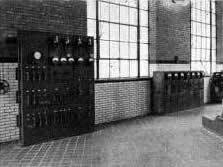 Cleveland Railway Company Cedar Avenue Substation