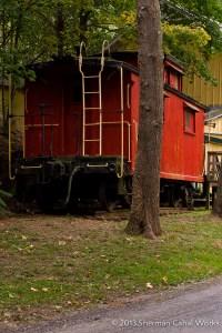 Chesapeake Western Railway