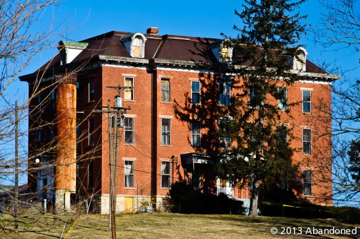 Warren County Orphan Asylum and Children's Home