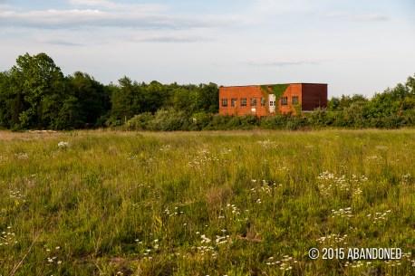 Pump House 402-3 Indiana Army Ammunition Plant