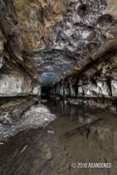 Argillite Tunnel No. 3