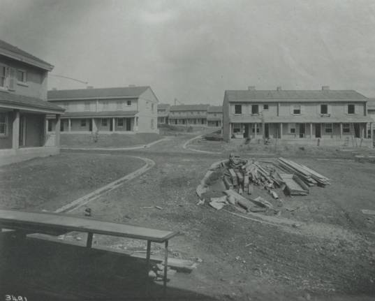 Youngstown Sheet and Tube Company Housing