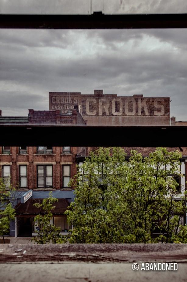 Brookes Building