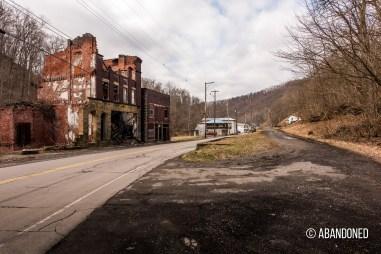 Baltimore and Ohio Railroad Fairmont Subdivision