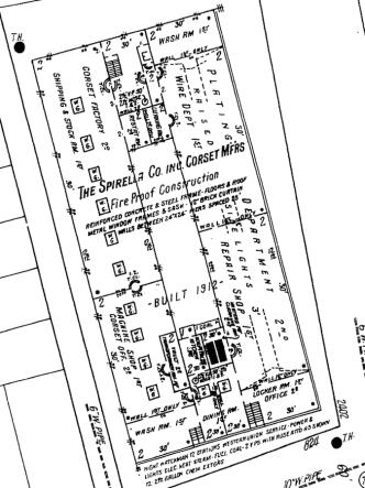 Spirella Company, Mount St. Mary's Nursing Home