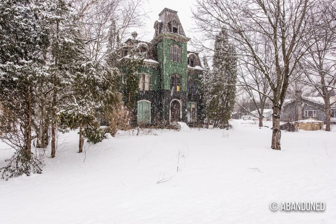 Abandoned Weedsport New York House